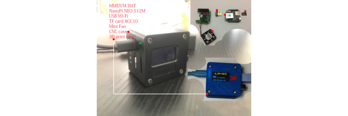 Nano hotSPOT(BlueBox)