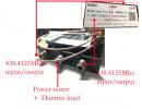 Duplexer for repeater, UHF/VHF antenna share
