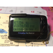 Pager for POCSAG mode