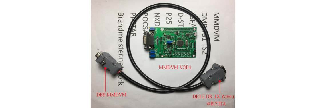 MMDVM repeater V3