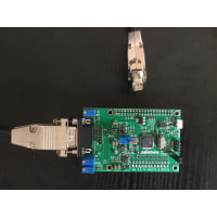Repeater kit board with Cable